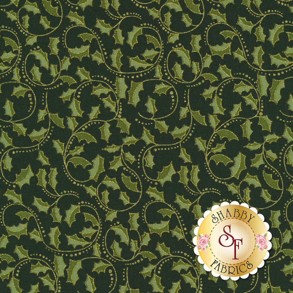 A Festive Season 2 2657M-44 by Benartex Fabrics