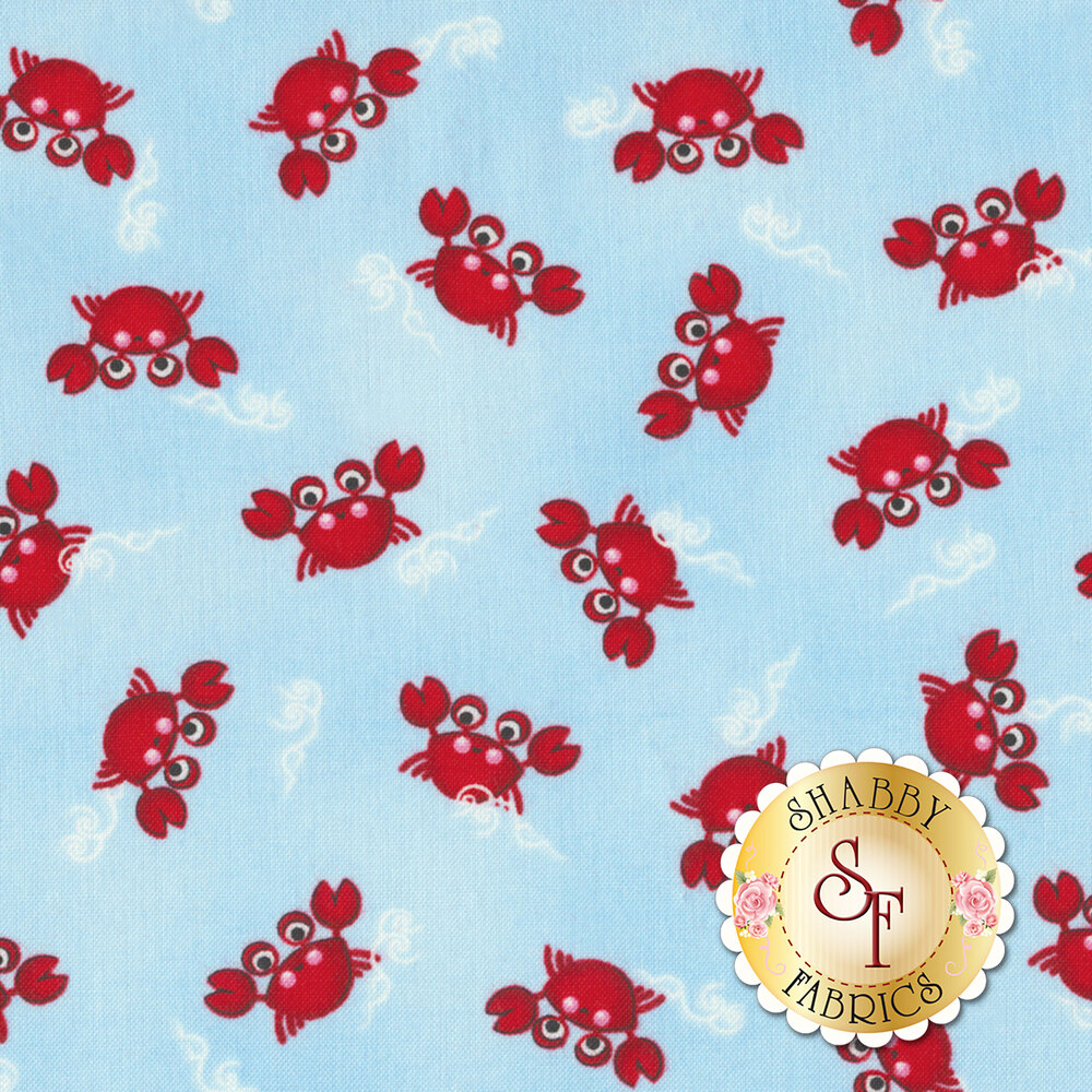 A Whale of a Time 4411-11 from Studio E Fabrics