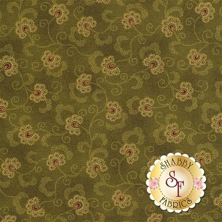 Abundant Blessings 6779-66 by Kim Diehl for Henry Glass Fabrics
