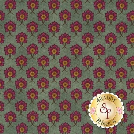 Abundant Blessings 6784-11 by Kim Diehl for Henry Glass Fabrics