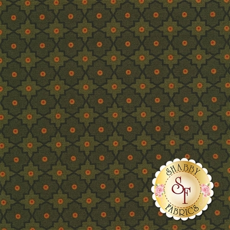 Abundant Blessings 6791-66 by Kim Diehl for Henry Glass Fabrics