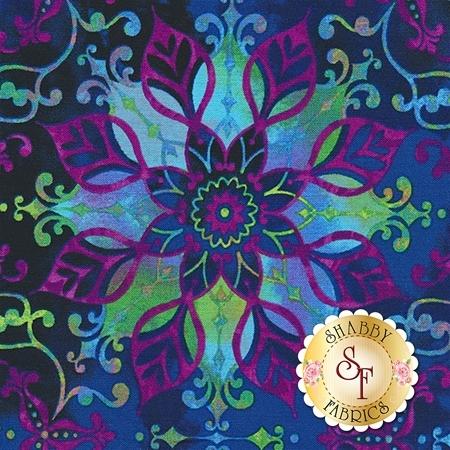 Aflutter 3914-77 by Studio E Fabrics
