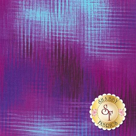 Aflutter 3915-55 Purple Woven Spectrums by Elizabeth Isles for Studio E Fabrics