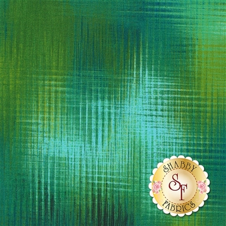 Aflutter 3915-66 Green Woven Spectrums by Elizabeth Isles for Studio E Fabrics