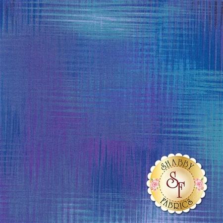 Aflutter 3915-77 Indigo Woven Spectrums by Elizabeth Isles for Studio E Fabrics