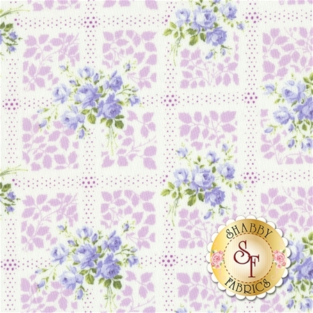 Afternoon In The Attic 3146-001 Memento Lavender by RJR Fabrics