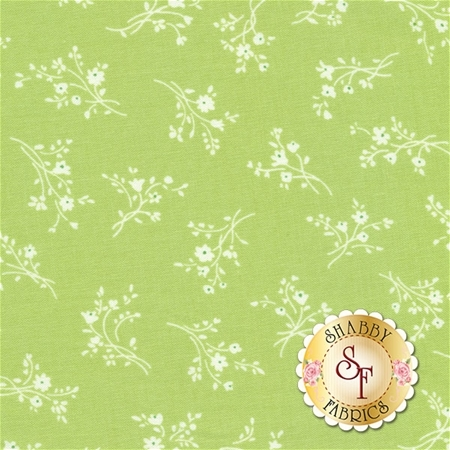 Afternoon In The Attic 3149-002 Cameo Blossom Spring by RJR Fabrics REM
