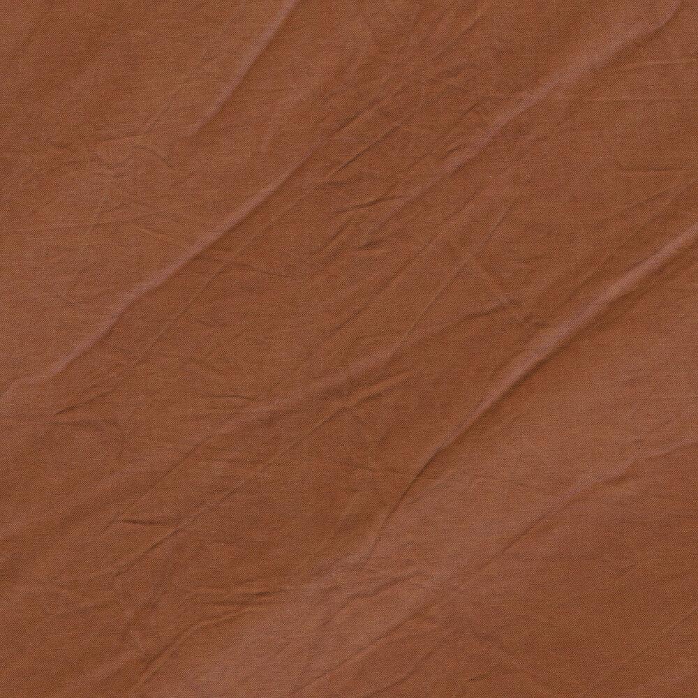 A textured brown muslin fabric   Shabby Fabrics