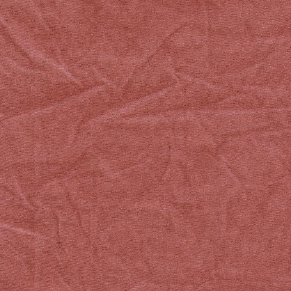A textured mauve muslin fabric | Shabby Fabrics