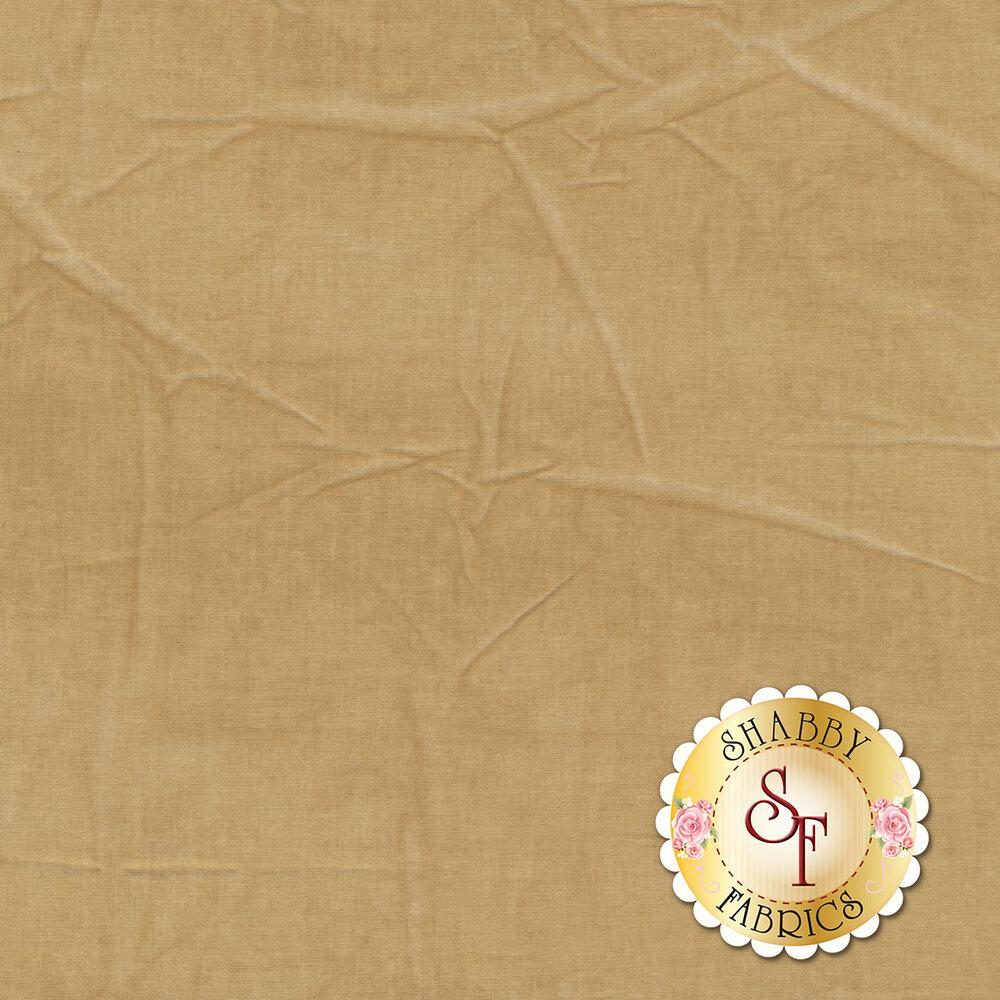 A textured tan muslin fabric   Shabby Fabrics