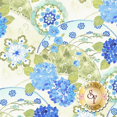 Ajisai 1AJI1 by Jason Yenter for In The Beginning Fabrics