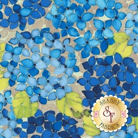 Ajisai 2AJI1 by Jason Yenter for In The Beginning Fabrics