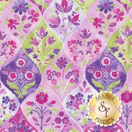 Ajisai 3AJI3 by Jason Yenter for In The Beginning Fabrics