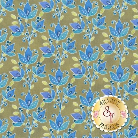 Ajisai 4AJI1 by Jason Yenter for In The Beginning Fabrics