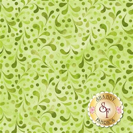 Ajisai 6AJI3 by Jason Yenter for In The Beginning Fabrics