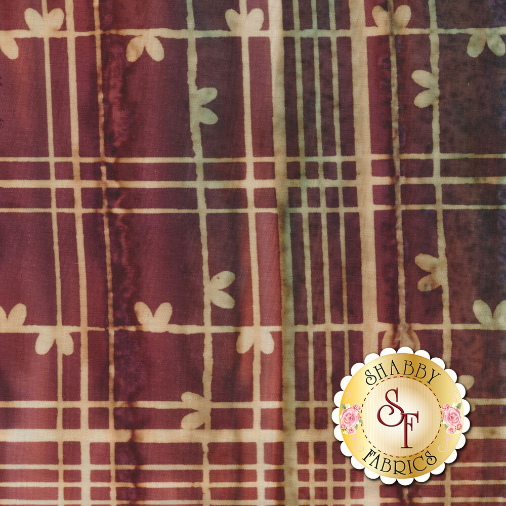 All About Plaid 81231-26 by Banyan Batiks for Northcott Fabrics