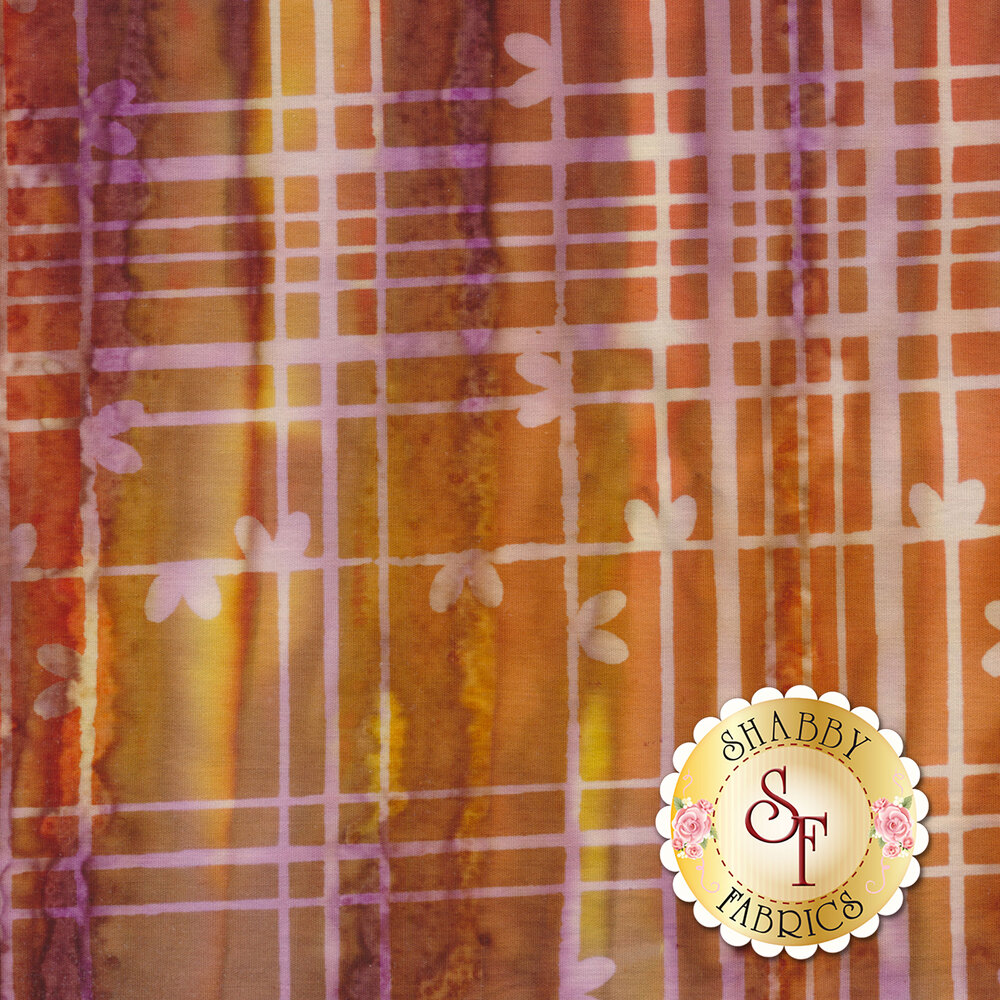 All About Plaid 81231-37 by Banyan Batiks for Northcott Fabrics