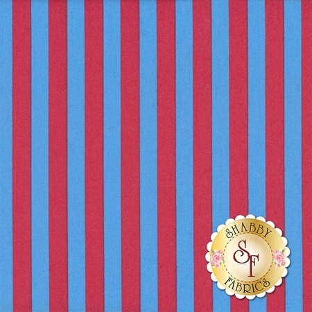 All Stars - Pom Poms & Stripes PWTP069-LUPIN by Tula Pink for Free Spirit Fabrics