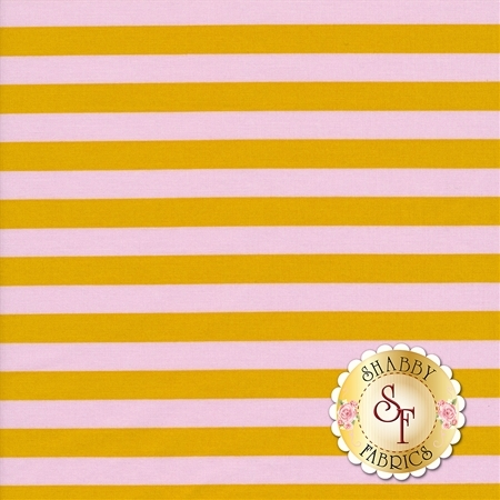 All Stars - Pom Poms & Stripes PWTP069-MARIG by Tula Pink for Free Spirit Fabrics