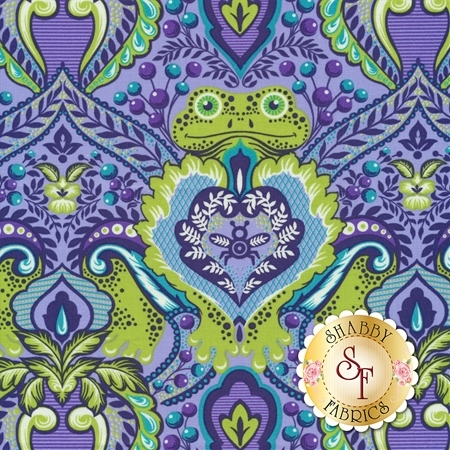 All Stars PWTP009-ORCHI by Tula Pink for Free Spirit Fabrics