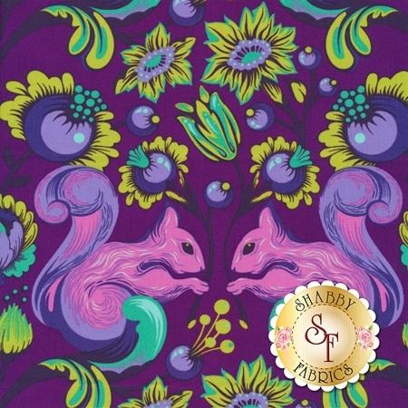 All Stars PWTP028-FOXGL by Tula Pink for Free Spirit Fabrics
