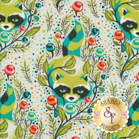 All Stars PWTP037-AGAVE by Tula Pink for Free Spirit Fabrics