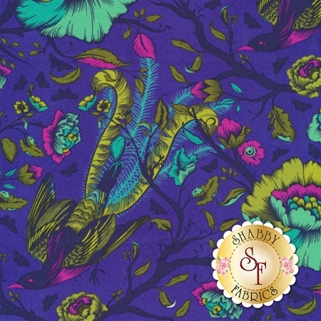All Stars PWTP116-IRISX by Tula Pink for Free Spirit Fabrics