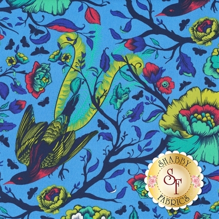 All Stars PWTP116-LUPIN by Tula Pink for Free Spirit Fabrics