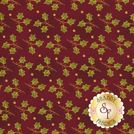 All Things Christmas 26560-RED1 by Gail Pan for Red Rooster Fabrics