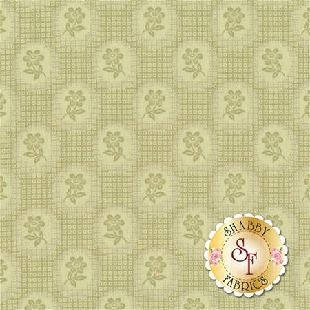 Amelia C5842-GREEN Check Green By Penny Rose Studio for Riley Blake Designs