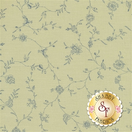 Amelia C5844-GREEN Vine Green By Penny Rose Studio for Riley Blake Designs