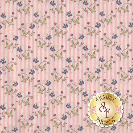 Amelia C5845-PINK Stripe Pink By Penny Rose Studio for Riley Blake Designs