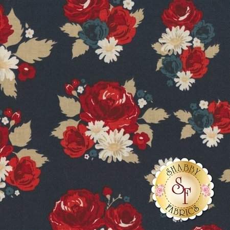 American Heritage C8030-NAVY by Penny Rose Fabrics
