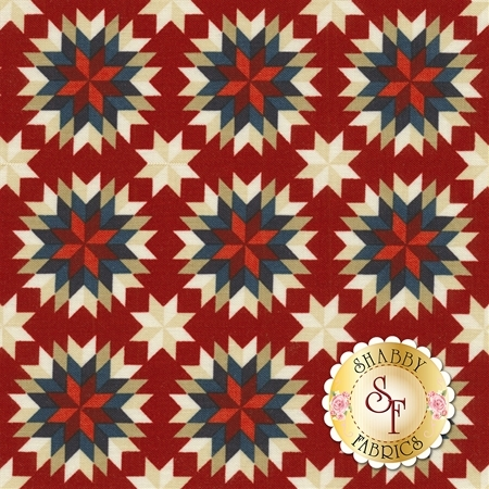 American Heritage C8031-RED by Penny Rose Fabrics