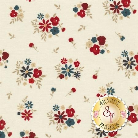 American Heritage C8033-CREAM by Penny Rose Fabrics