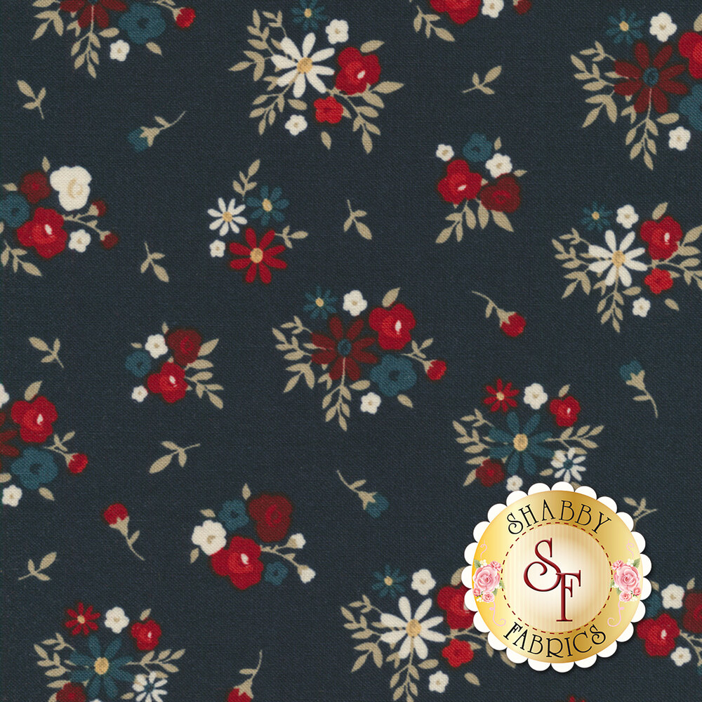 American Heritage C8033-NAVY by Penny Rose Fabrics