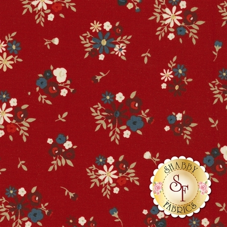 American Heritage C8033-RED by Penny Rose Fabrics