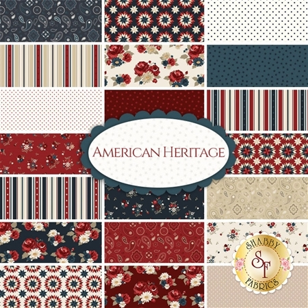 American Heritage  Yardage by Riley Blake Designs