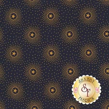 Americana II C5231-NAVY by Carrie Quinn for Penny Rose Fabrics