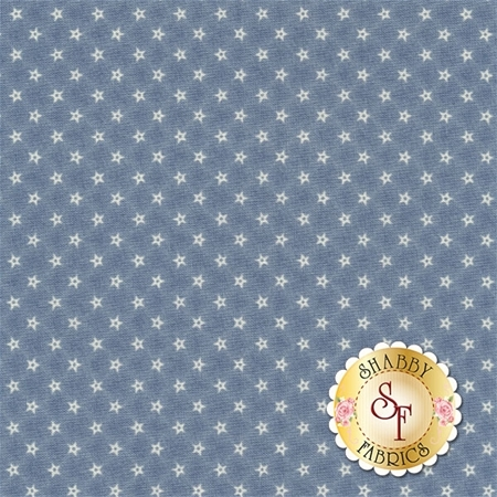 Americana II C5236-BLUE by Carrie Quinn for Penny Rose Fabrics