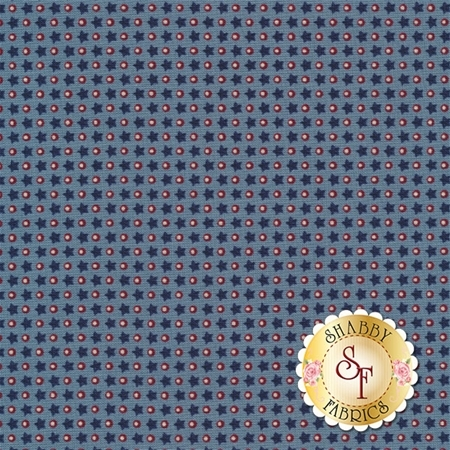 Americana II C5237-BLUE by Carrie Quinn for Penny Rose Fabrics