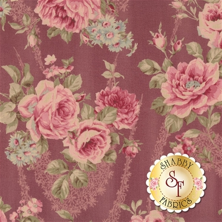 Antique Rose Spring 2016 31297-20 by Lecien Fabrics