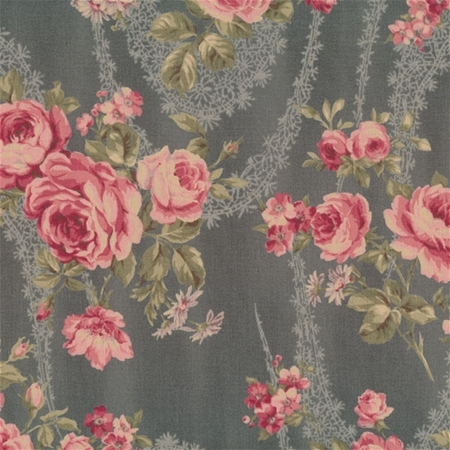 Antique Rose 31297-70 by Lecien Fabrics