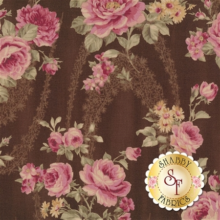 Antique Rose Spring 2016 31297-80 by Lecien Fabrics