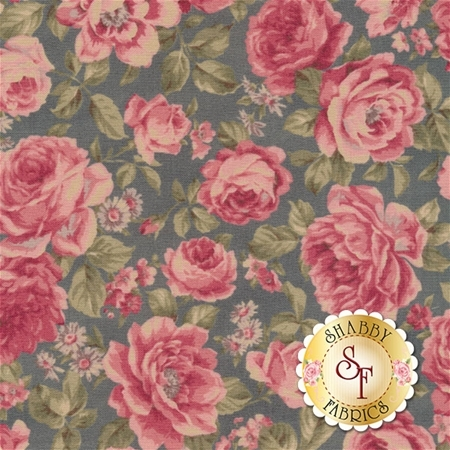 Antique Rose Spring 2016 31298-70 by Lecien Fabrics