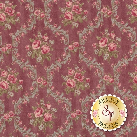 Antique Rose Spring 2016 31299-20 by Lecien Fabrics