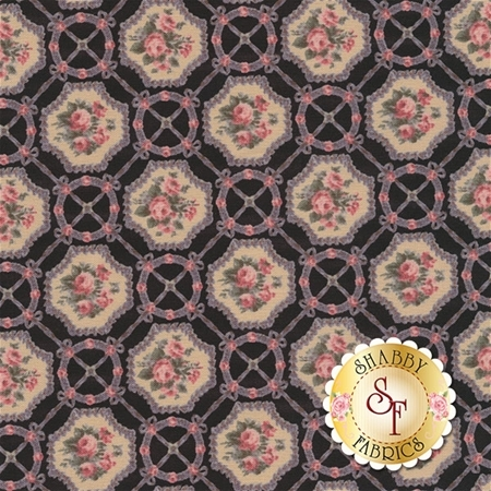 Antique Rose Spring 2016 31300-100 by Lecien Fabrics