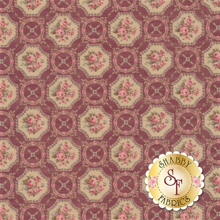 Antique Rose Spring 2016 31300-20 by Lecien Fabrics