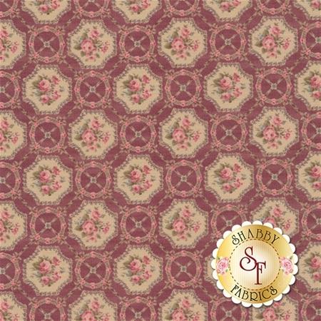 Antique Rose Spring 2016 31300-20 by Lecien Fabrics