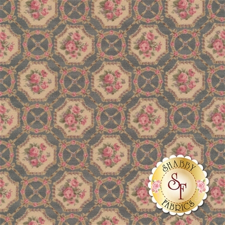 Antique Rose Spring 2016 31300-70 by Lecien Fabrics